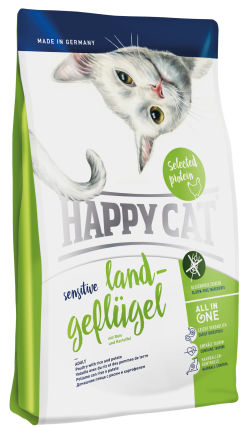 Happy cat land gefluegel sensitive livo trans 1