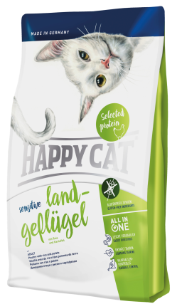 Happy cat land gefluegel sensitive revo trans 1