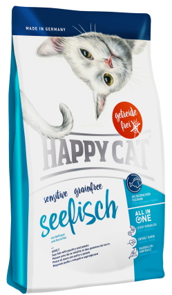 Happy cat seefisch sensitive livo trans 1