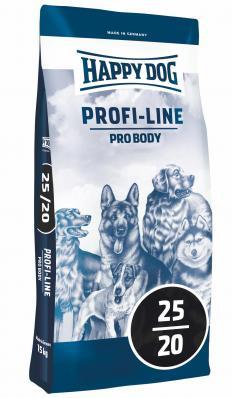Hd profilinie 25 20 probody 3d li 300