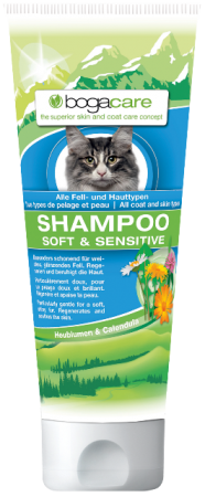 Ubo0200 bogacare shampoo soft sensitive katze web